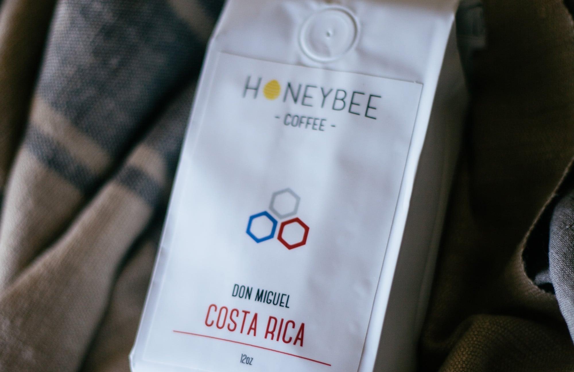Finest Ethan Beyer: Honeybee Coffee - Coffee Bags VO49